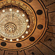 Solis Theater Ceiling Poster