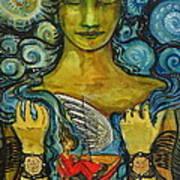 Solstice Dreamer Poster