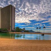Somewhere In Honolulu Poster