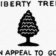 Sons Of Libery Symbol, 1776 Poster