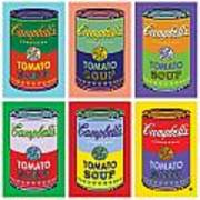 Soup Cans Poster