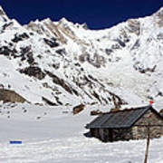 South Annapurna Base Camp - Nepal 05 Poster