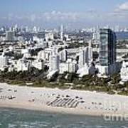South Beach Florida Poster