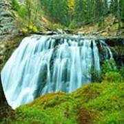 South Fork Falls  Poster