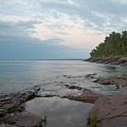 South Shore Of Lake Superior Poster