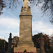 Southampton Cenotaph Hampshire Poster