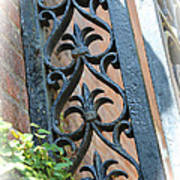 Southern Ironwork Poster