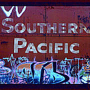 Southern Pacific Poster