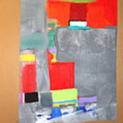 Southwest Abstract Poster