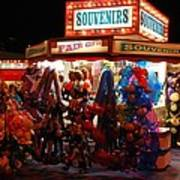 Souvenirs And Fair Gifts Poster