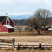 Spangler's Farm Poster by John Rizzuto