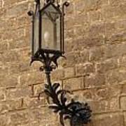 Spanish Lamp Poster