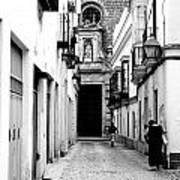 Spanish Street Poster