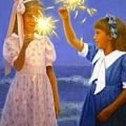 Sparkler Duet Poster