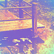 Speak Softly Autumn Reflections Poster