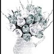 Speak Softly Tulips Poster