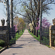 Spendthrift Farm Entrance Poster
