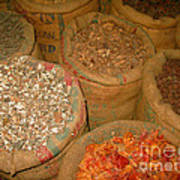 Spices From The East Poster