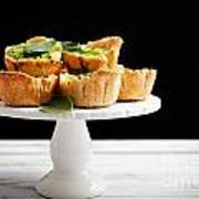 Spinach Pie Poster