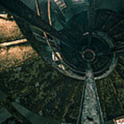 Spiral Poster by Akos Kozari