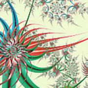 Spiral Garden Poster