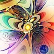 Spiral Mania Poster
