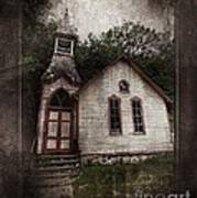 Spirit Has Left The Building Poster