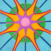Spirit Mandala Poster