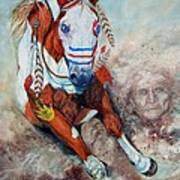 Spirit Of A War Pony  Poster