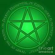 Spirit Of Earth Poster