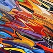 Splash Of Colour Poster