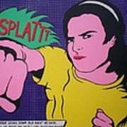 Splattt Poster
