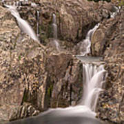Split Rock Falls Poster
