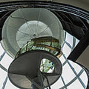 Split Rock Lighthouse Lens Poster
