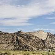 Split Rock Wyoming Poster
