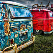 Splitty Rotters Poster