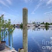 Sponge Boat Docks 2  Poster