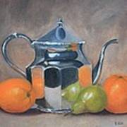 Spot Of Tea Poster