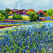 Spring Impressions Poster