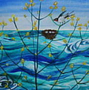 Spring On Lake Ontario Poster
