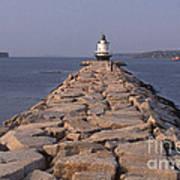 Spring Point Ledge Lighthouse Poster