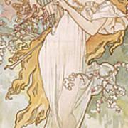 Spring Printemps Poster