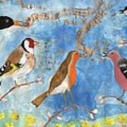 Spring Singing Beginning Poster
