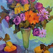 Spring Still Life Poster