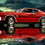 Chevelle 454 Poster