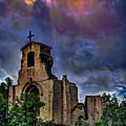 St Aloysius Church Poster