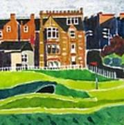 St Andrews 17 Poster