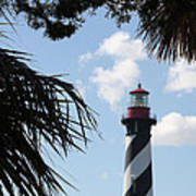 St. Ausgustine Lighthouse Poster