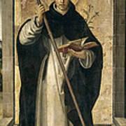 St. Dominic De Guzman Poster