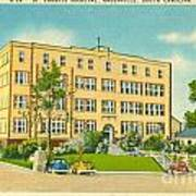 St. Francis Hospital Poster